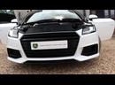 Audi TT 2.0L TFSI S Line 230PS 6 Speed Manual in Ibis White