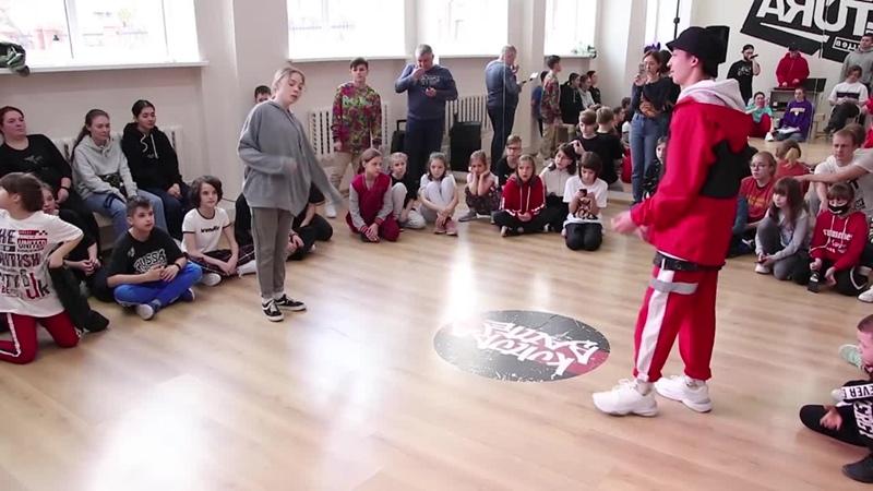 KULTURA BATTLE| 18 HIP-HOP KIDS| Малый повзрослел vs Скова