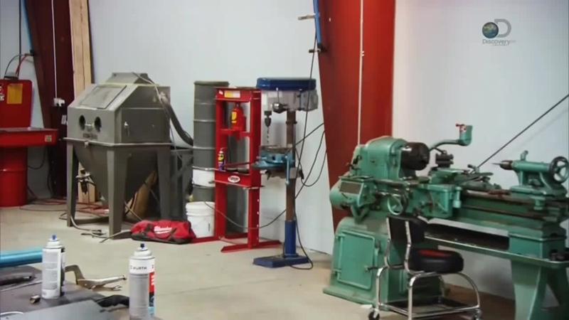 Gas Monkey Garage Hard work of Aaron Быстрые и громкие