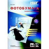 Фотобумага IST 10х15 глянцевая односторонняя 100л