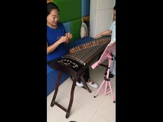 Гуджен_ традиционный китайский инструмент