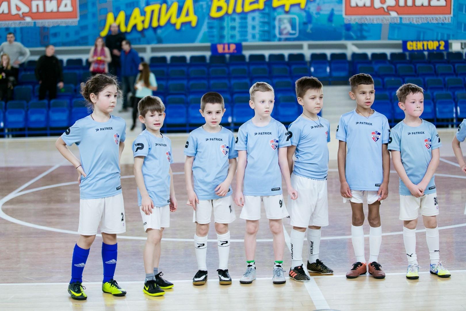 Минск — финалист Кубка Премьерлиги ЮНИ 2014