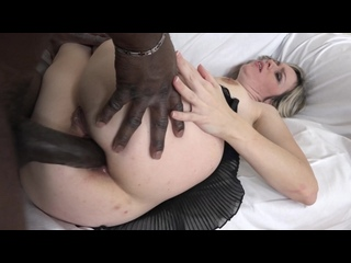 Jenny Smith casting with big black cock KS062