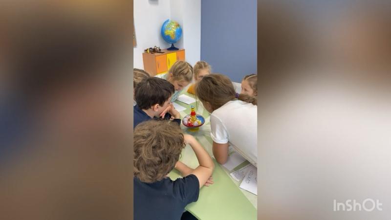 Видео от Образовательное пространство ПалестрУМ