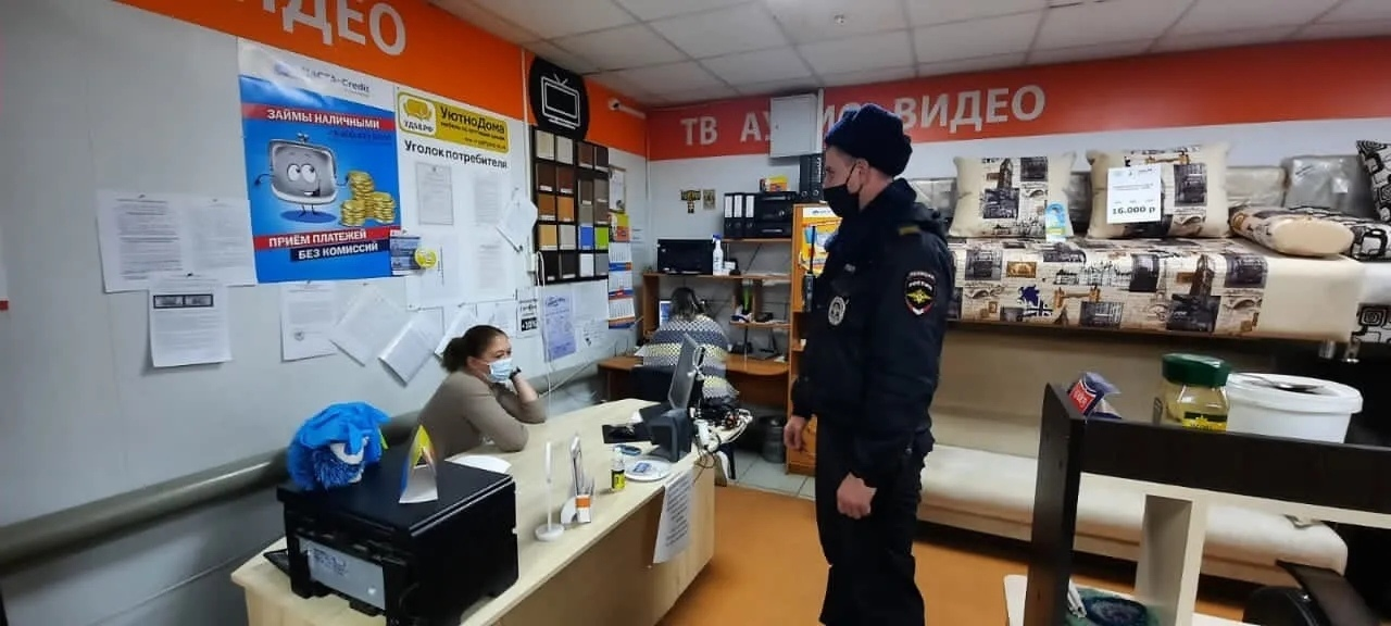 В Петровске продолжаются рейды по соблюдению противоэпидемических требований