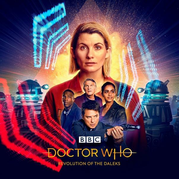 Трейлер рождественского спецвыпуска «Доктор Кто: Революция Далеков»