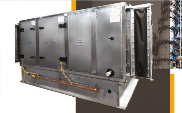 Взрывозащищенное вентиляционное оборудование