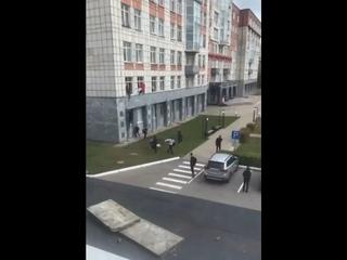 В Пермском вузе произошёл обстрел Стрелявший ликви...