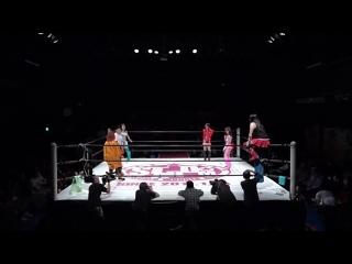 Alex Lee vs. Azumi vs. Eimi Nishina vs. Kaori Yoneyama vs. Natsumi Maki