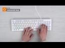Клавиатура Oklick 556S