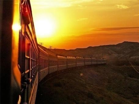 Еду в поезде Как говорила Анна Каренина: чтобы ехать в поезде, надо думать как поезд, делать как поезд, принять поезд в себя и пропустить поезд по своим внутренним путям. Вот что из этого