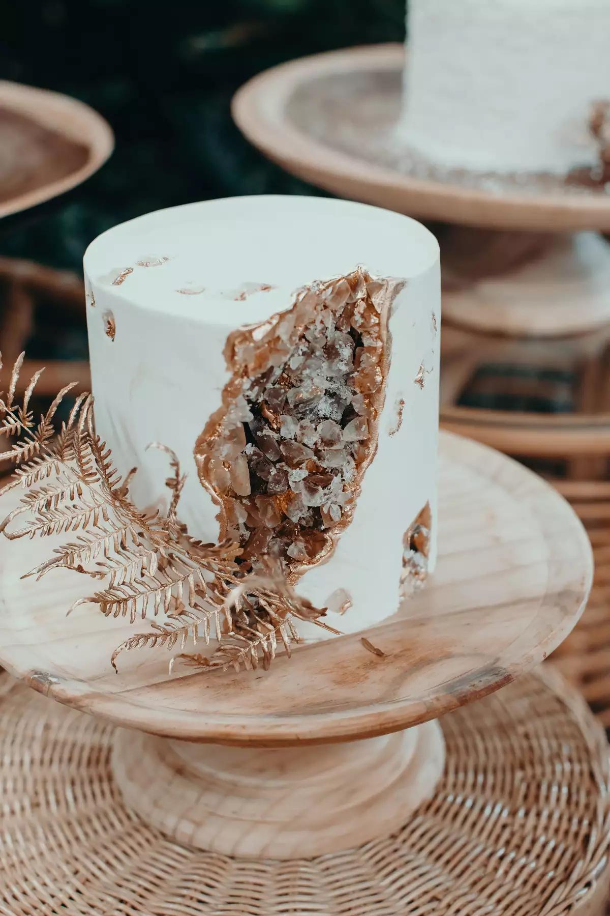 6vlqDIIpETY - Маленькие свадебные торты