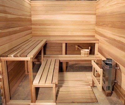 Рекомендуемые породы древесины для внутренней отделки бани: подробный обзор, изображение №5