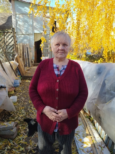 ‼Омичка, которая уже 35 лет живет в железной бочке...