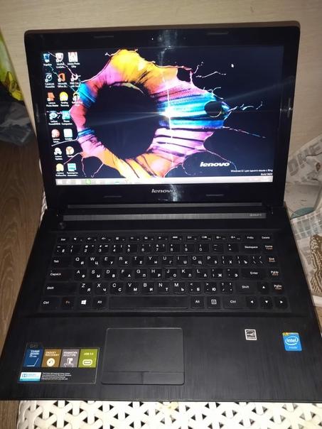 Продам ноутбук Lenovo в очень хорошем состоянии. Ц...