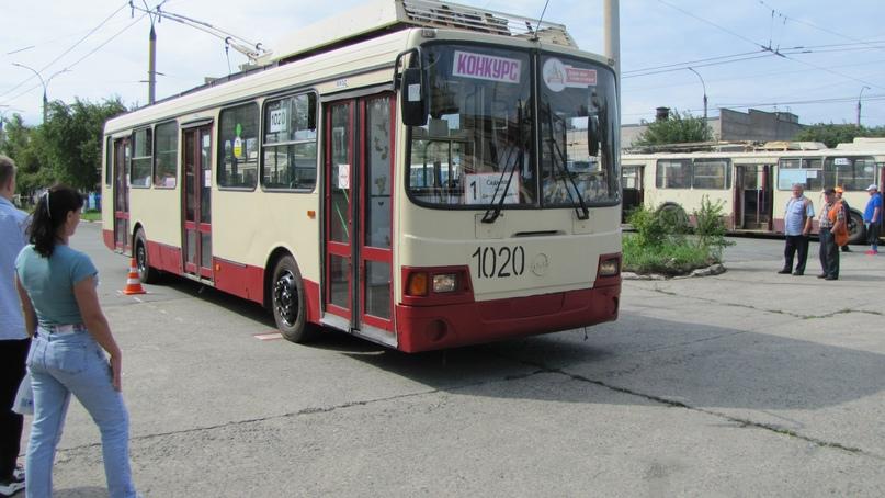 Конкурс профессионального мастерства среди водителей троллейбуса— 2021., изображение №70