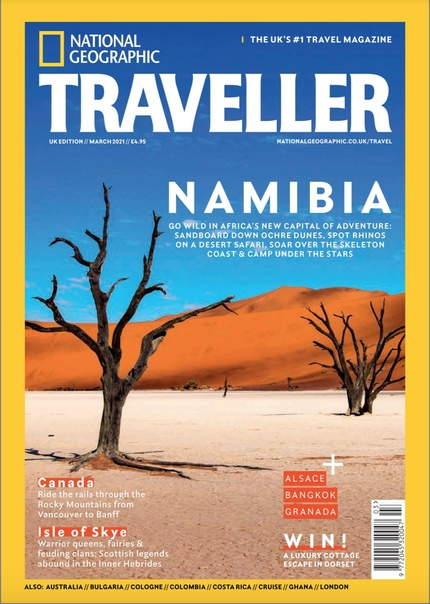National Geographic Traveller UK – March 2021