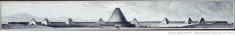Загадка архитекторов Этьена Булле и Клода Леду идеи которому давали «сущности выходящие из тени», изображение №13