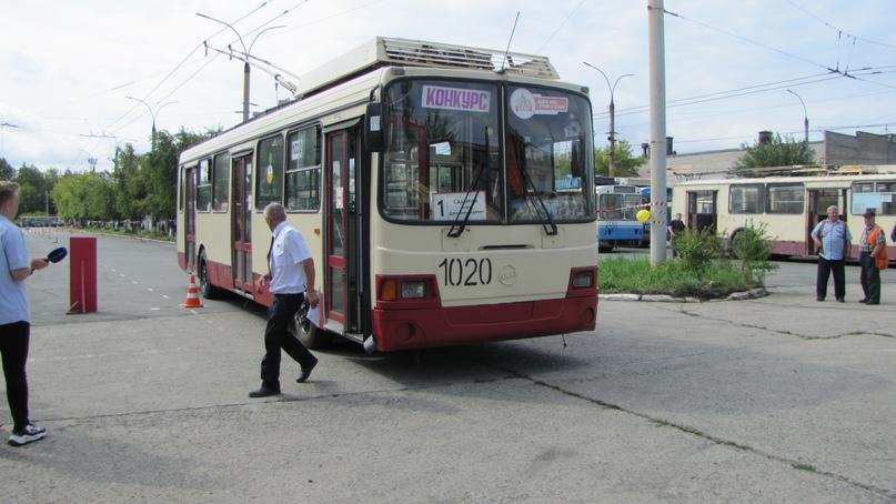 Конкурс профессионального мастерства среди водителей троллейбуса— 2021., изображение №72