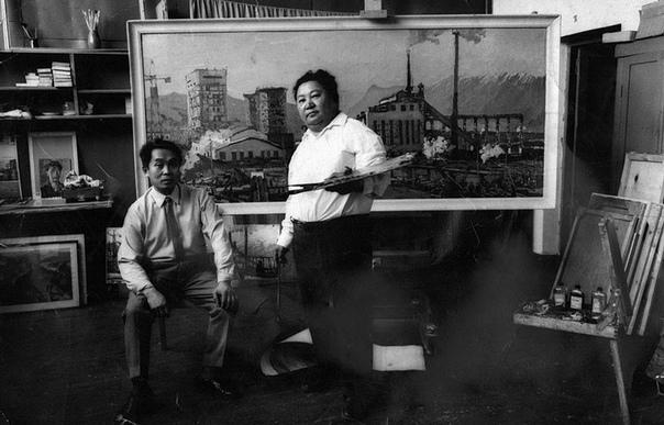 🇷🇺 100 лет ТНР: в Кызыле установят памятник первому профессиональному художнику Тувы Сергею Ланзы