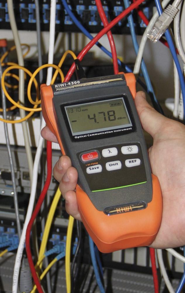 Измеритель мощности HP-432A