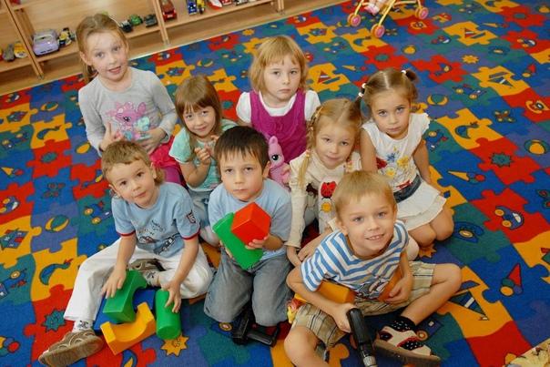 Распределение мест в детсады Самары пройдет 22 окт...