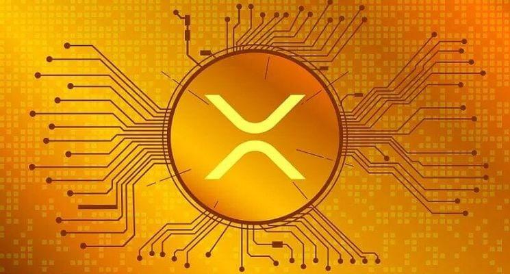 XRP стал лидером по приросту в топ-10 и движется к $ 0,6