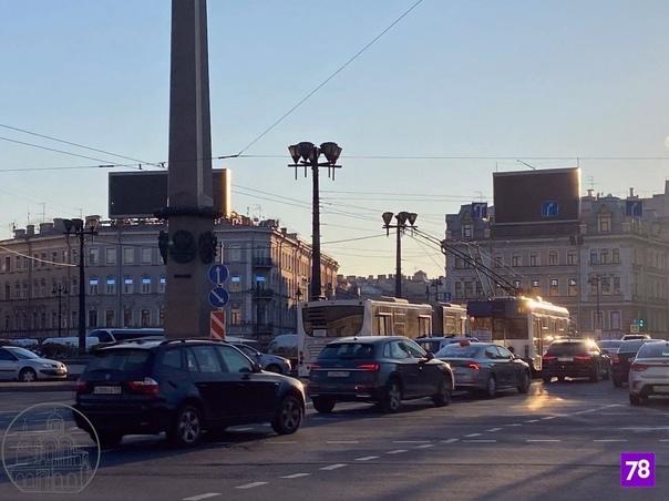 В центре города произошёл разрыв линий электропере...