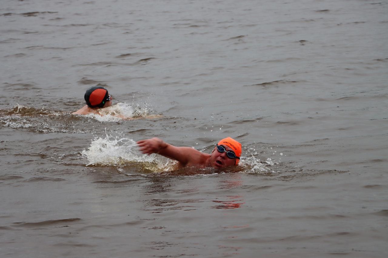 Открытый чемпионат Кировского р-на г. Перми по плаванию в холодной воде