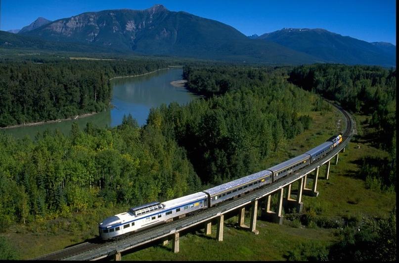 Самой длинной железнодорожной линией на планете является Тра...