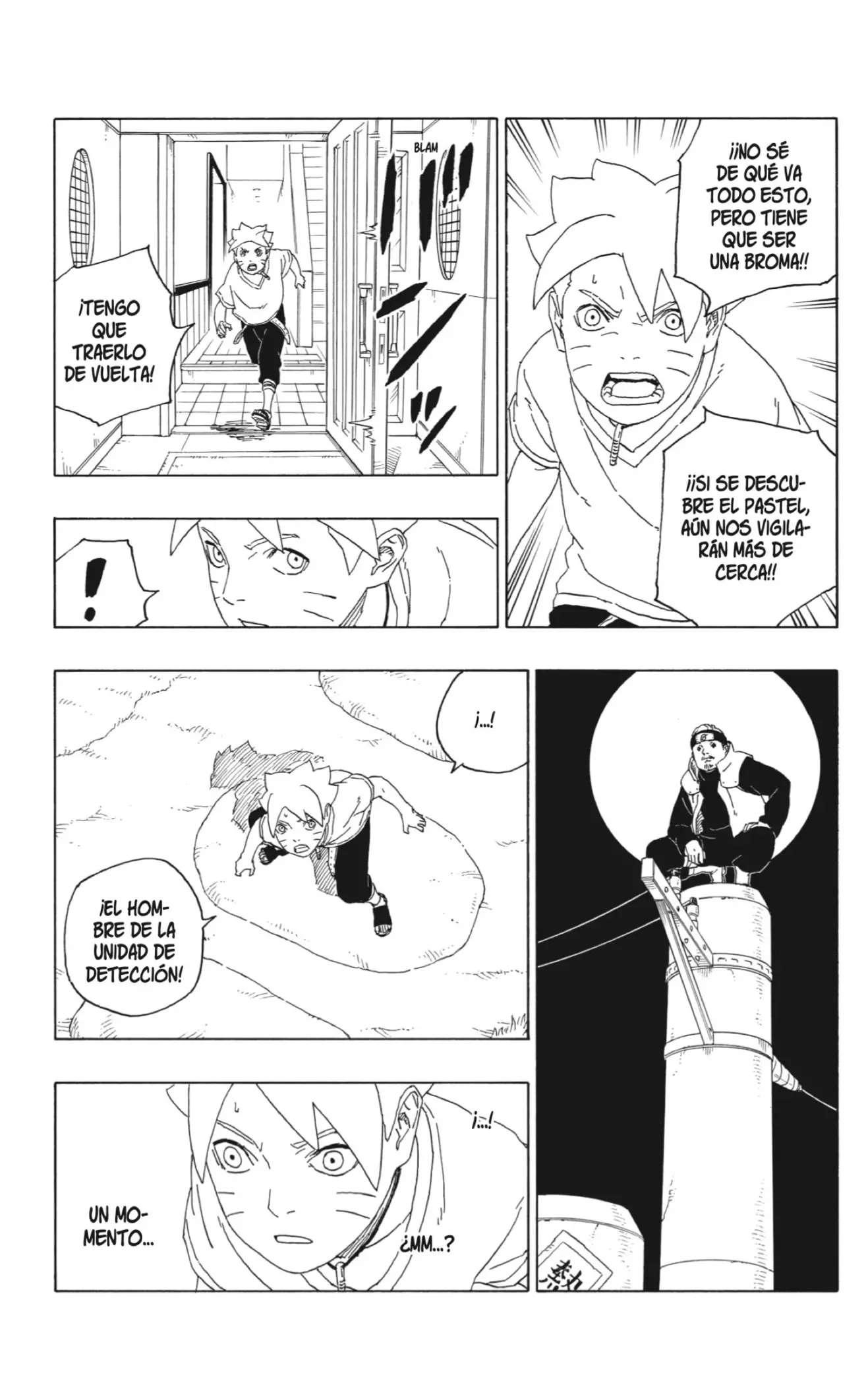 Boruto Manga Capitulo 61, image №30
