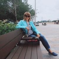 Фотография страницы Ольги Тюшняковой ВКонтакте