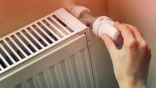 В Юрге начаты работы по запуску системы отопления....