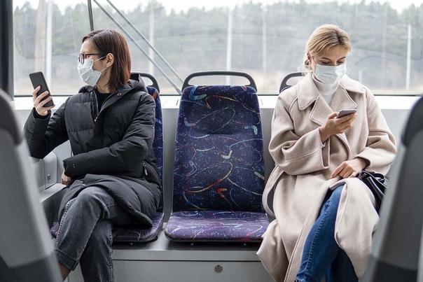 В общественном транспорте Подмосковья усилили контроль за...