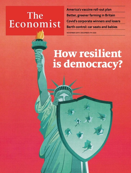THE ECONOMIST - UK - NOVEMBER  28 th 2020