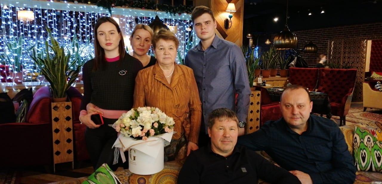 фото из альбома Халиси Сунагатовой №9