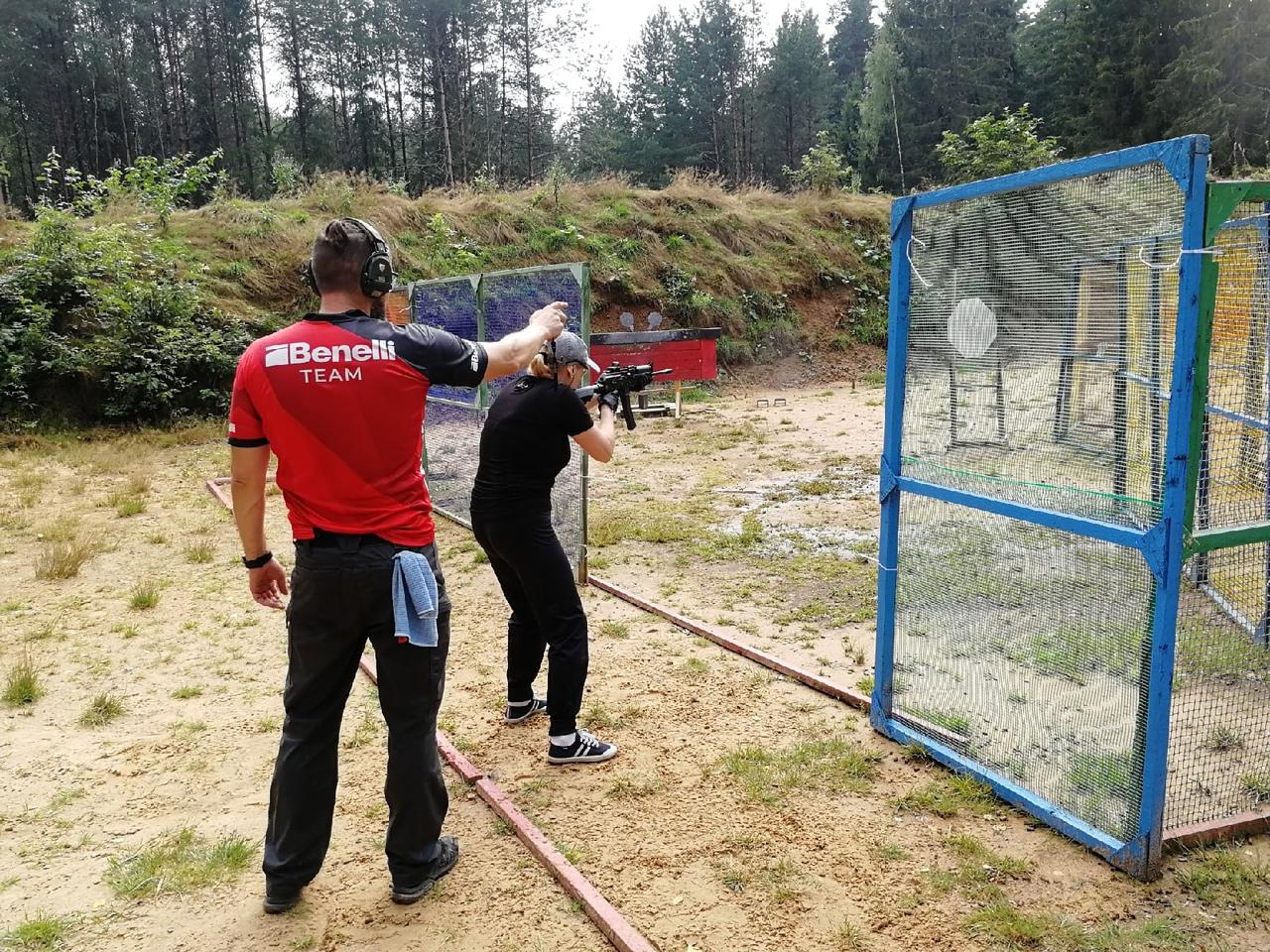 Под Тверью тренируется сборная России по стрельбе