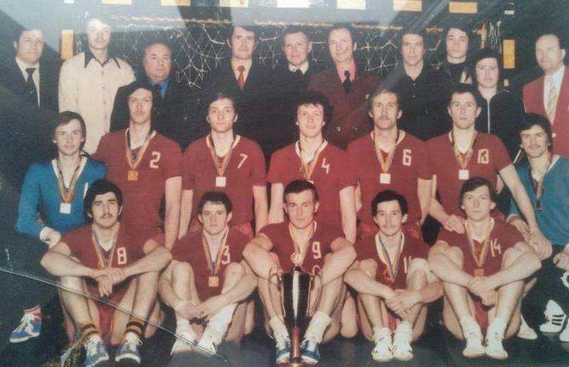 Чемпионы мира-1977. Гетеборг (Швеция)