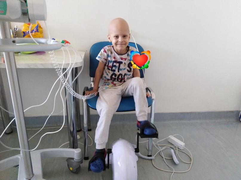Лудилин Кирилл. Диагноз: рак, изображение №3