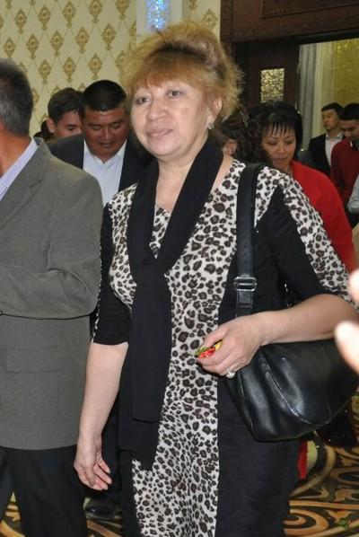 Роза Солтановна, Алматы