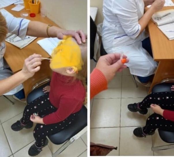 Минздрав прокомментировал работу медиков без СИЗов...