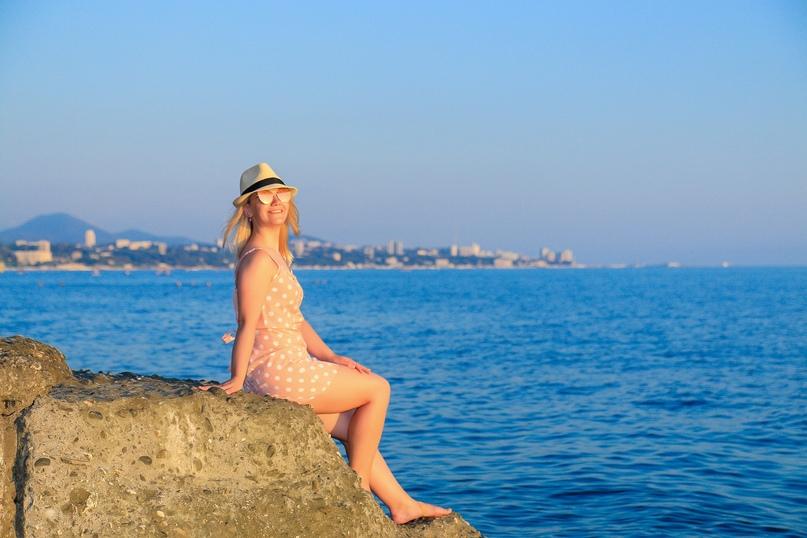 Индивидуальная фотосессия на море - Фотограф MaryVish.ru