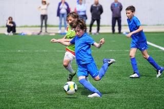 Детско-юношеское первенство города Сочи по футболу 18.04.2021