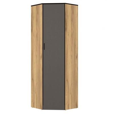 «Ольга — Лофт» № 9.1 шкаф угловой без зеркала