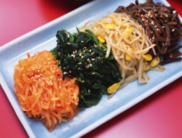 Салаты по-корейски:  коллекция рецептов, советов и секретов