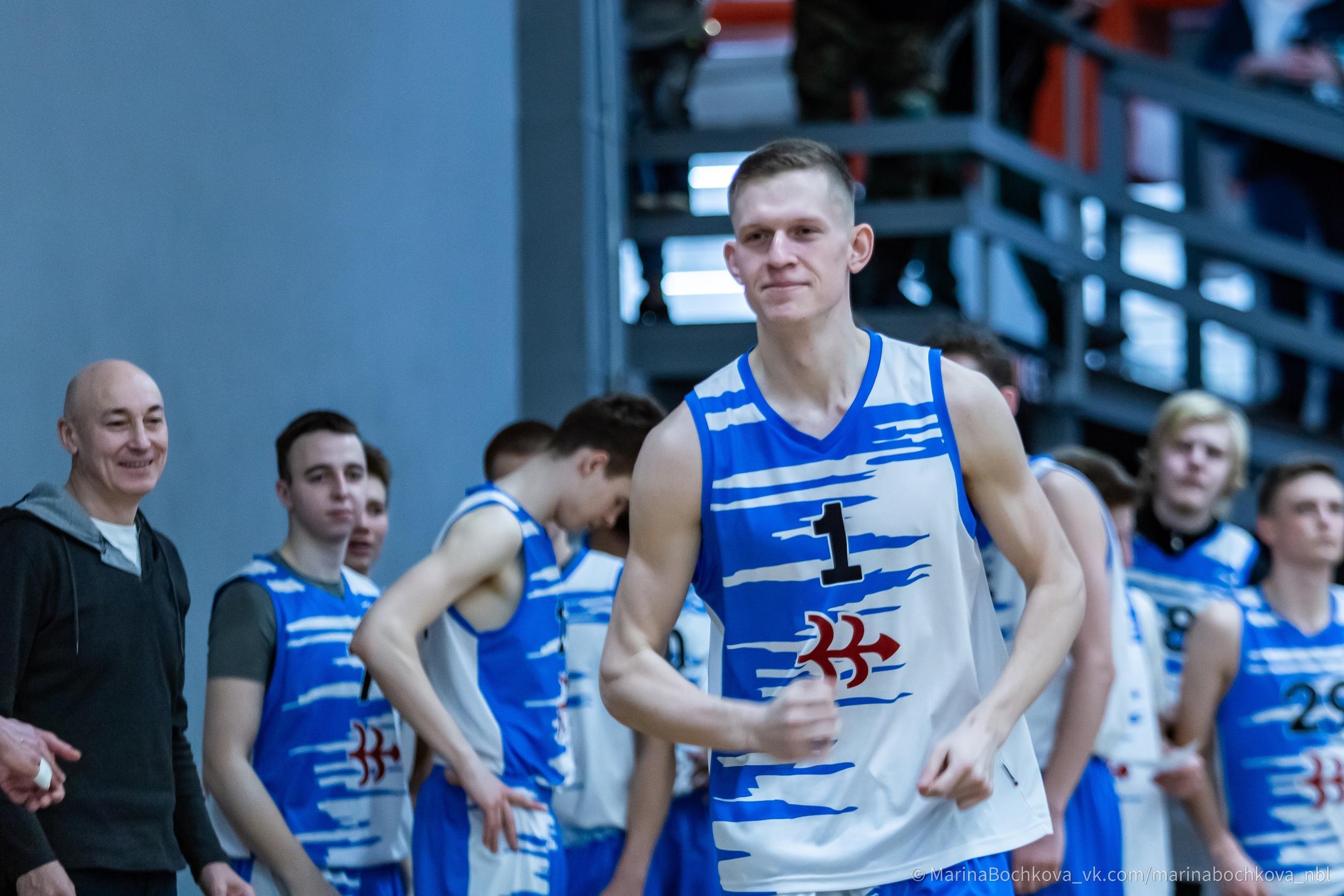 Вячеслав Земсков, самый полезный игрок Третьего Дивизиона сезона 2020-2021