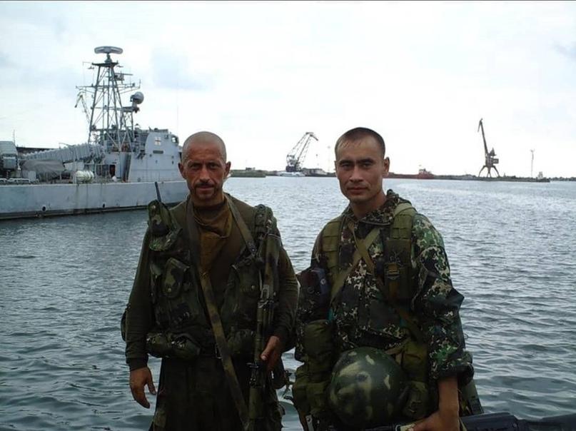 """СЕКРЕТНЫЙ БОЙ """"РУССКОГО РЭМБО"""". Как спецназ ВДВ уничтожил весь грузинский флот...."""