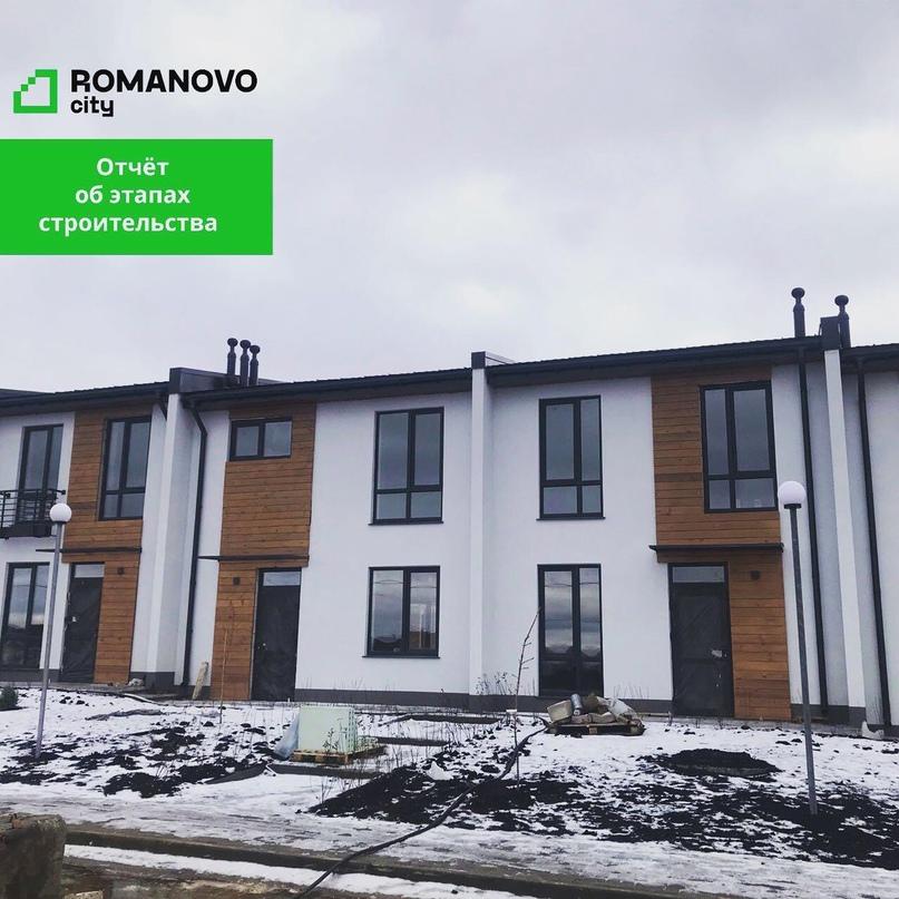 Отчёт об этапах строительства ЖК «Romanovo», изображение №1