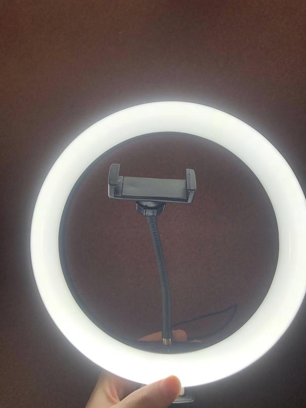 Купить кольцевую лампу (диаметр 26) | Объявления Орска и Новотроицка №16609