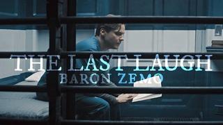 BARON ZEMO   THE LAST LAUGH